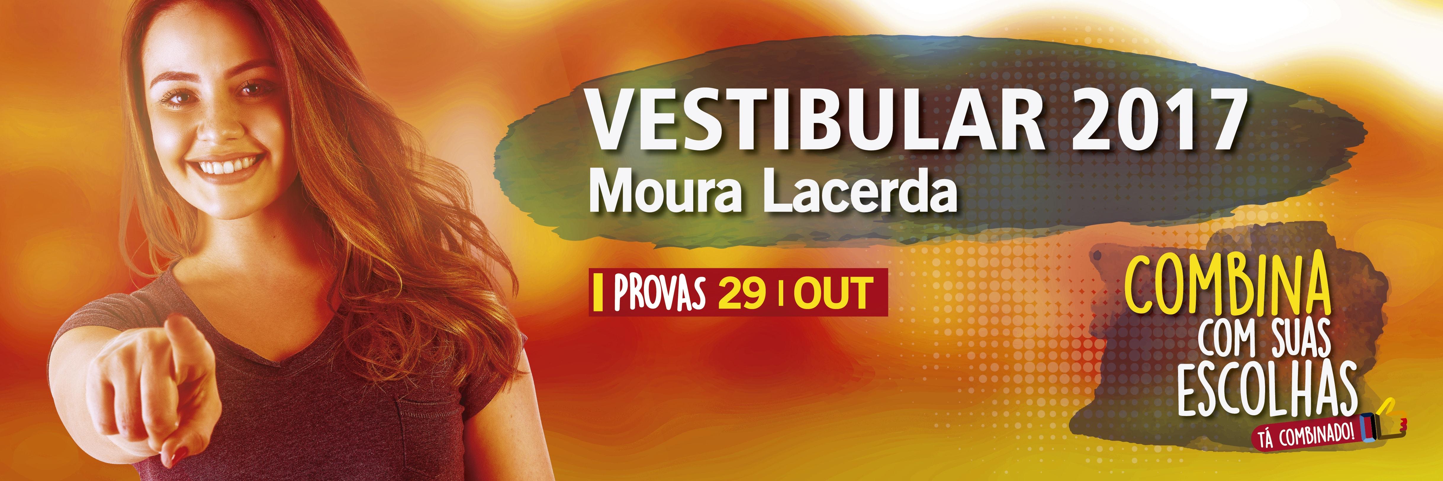 Vestibular 2017 - 29 de Outubro