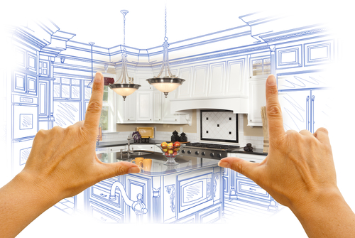 Tecnologia em design de interiores centro universit rio for Kitchen remodel financing
