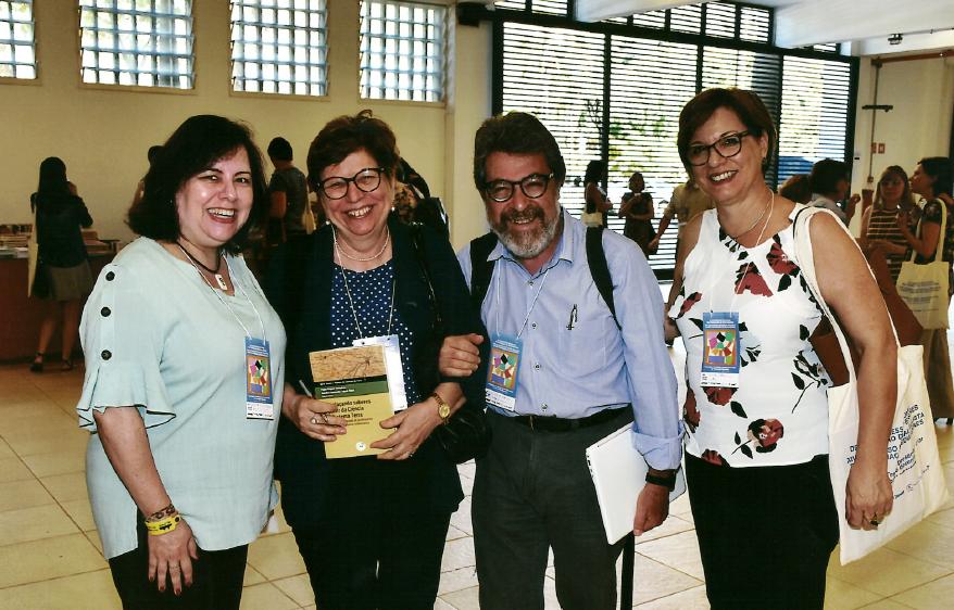 Professores do Mestrado apresentam trabalhos em congressos nacional e estadual