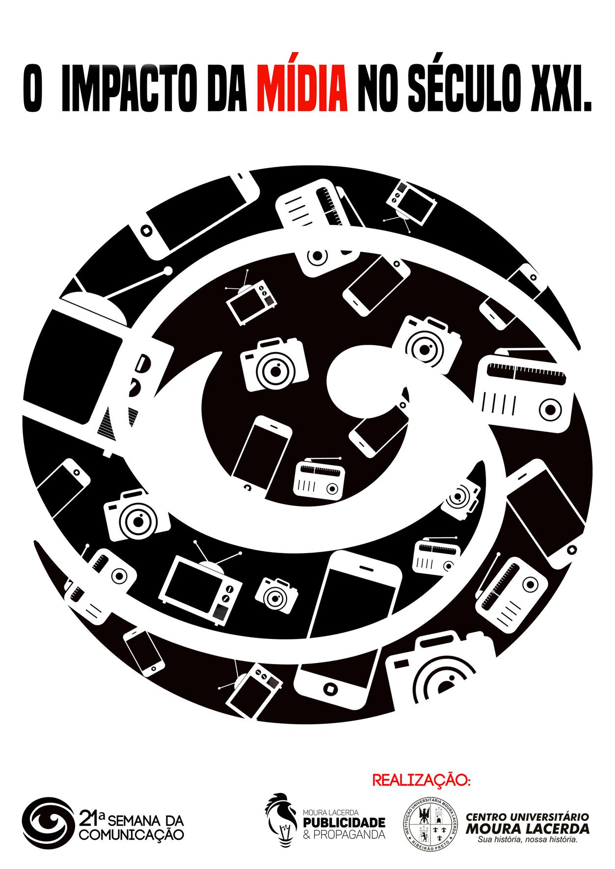 """Semana de Comunicação terá """"Black Mirror"""" e debate sobre tecnologia e futuro da mídia"""