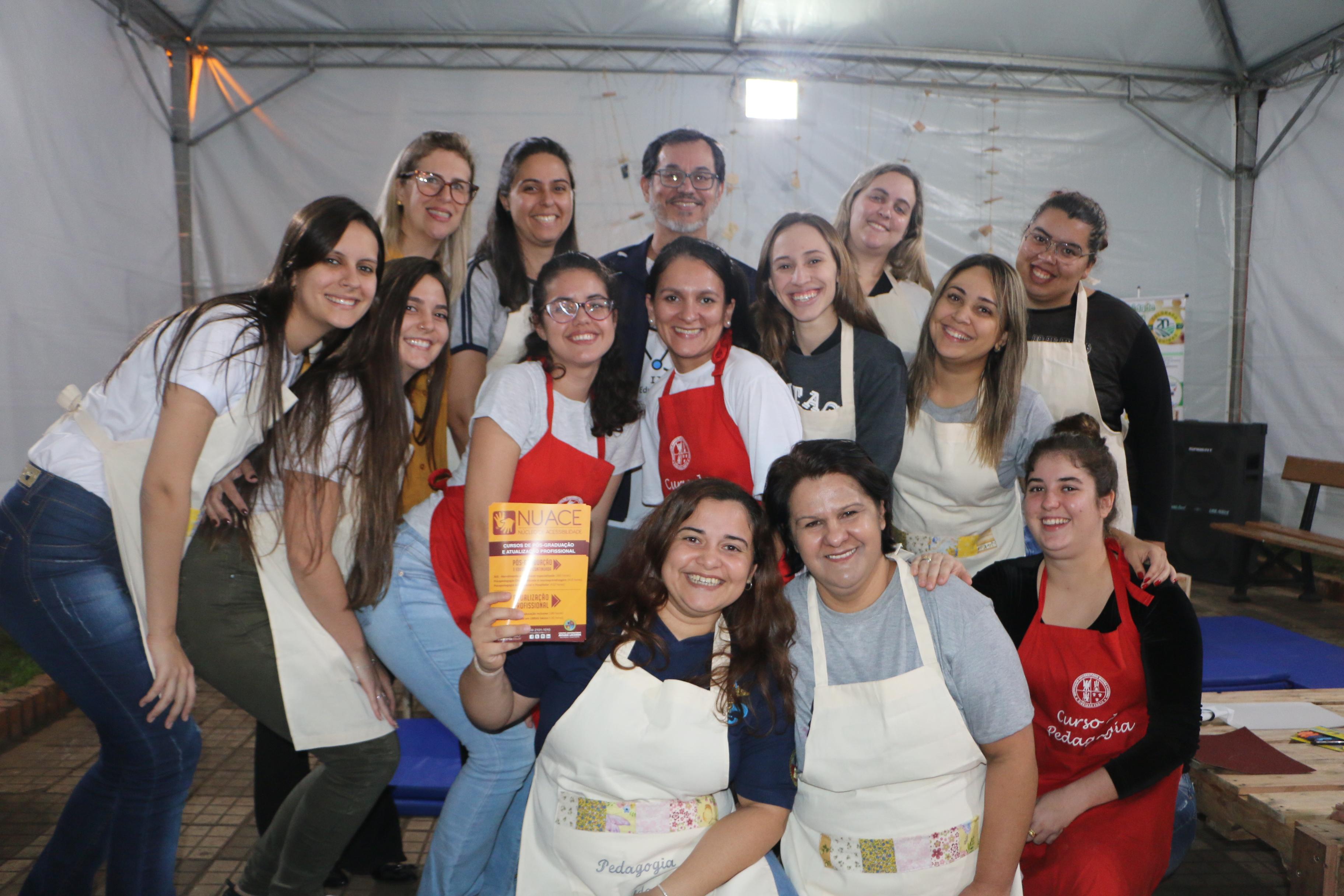 Moura Lacerda comemora sucesso de suas ações na Feira do Livro