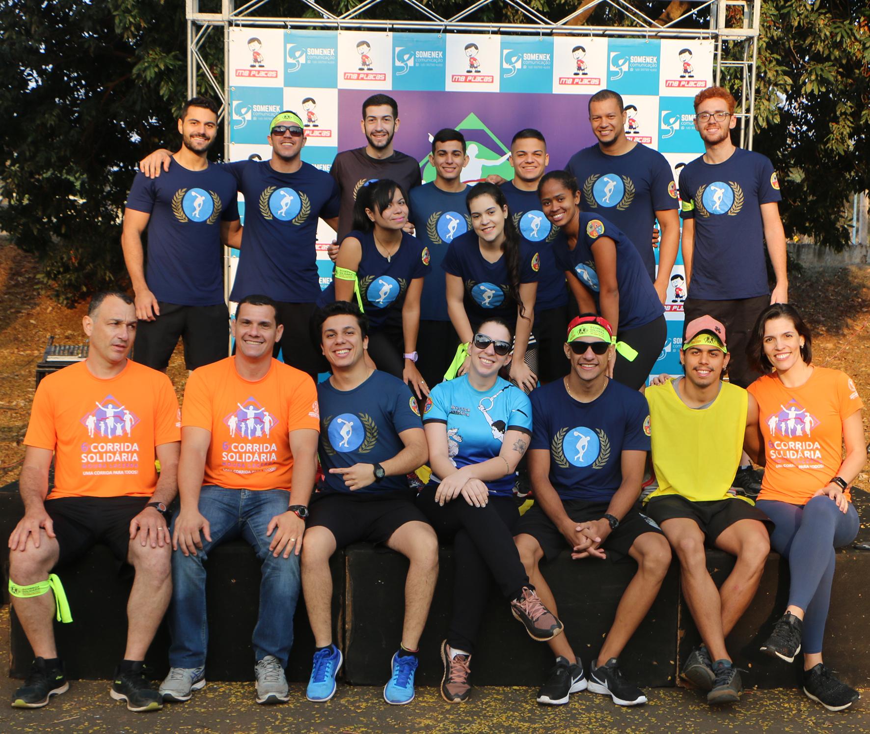 6ª Corrida Solidária reúne 600 atletas e arrecada mais de 3.000 kg de arroz
