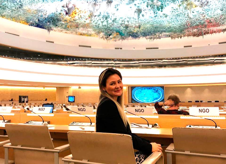 Professora Ana Carolina Massaro participa de evento de instituto da ONU