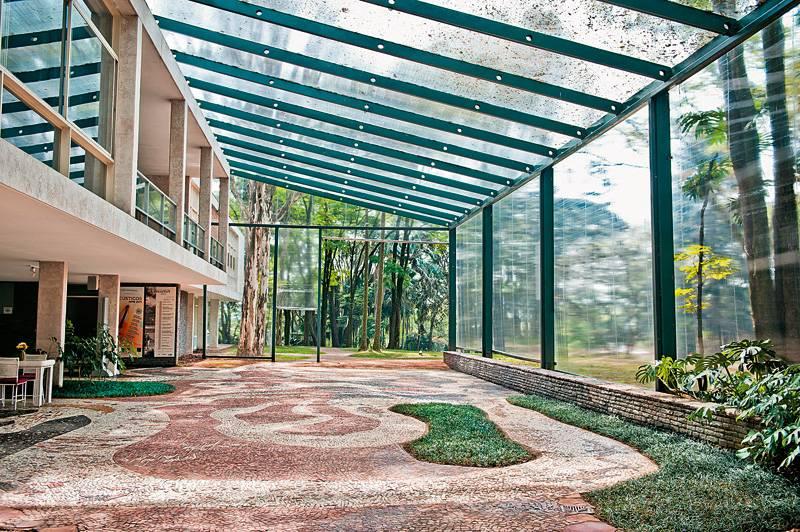 Arquitetura e Urbanismo realiza visita técnica a São Paulo